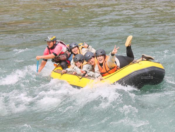 日本三大急流の球磨川!スリルと興奮の連続です!