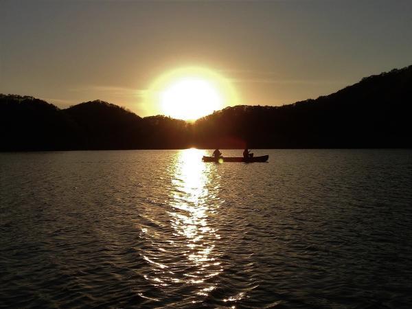 空知川・かなやま湖カヌー