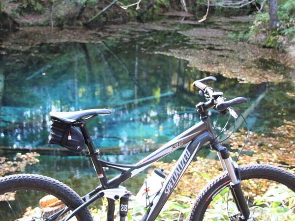 知床サイクリング