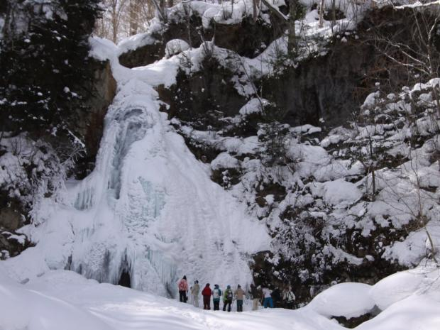 八幡平 歩くスキー
