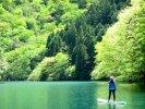 奥多摩(白丸湖) レイクSUP