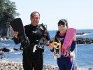 伊豆(八幡野) 体験ダイビング&シュノーケリング