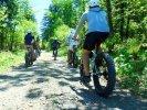 支笏湖 ファットバイク