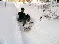スノーシューの魅力をぎゅっと濃縮!山の上からの景色も、雪遊びも、思いっきり楽しもう!
