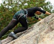 獅子岩コースは、参加者のレベルに合わせ、未経験者から上級者まで様々なルート選択ができます。