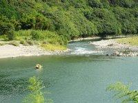 日本最後の清流、四万十川を下ろう!