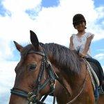 小学3年生から体験できます!可愛い馬たちとの触れ合いも是非お楽しみ下さい。