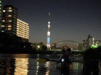夜の探検ナイトツーリング