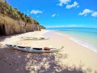 美しい砂浜が広がるビーチ