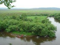 カヌーでしか入れない、釧路湿原の奥地へ!