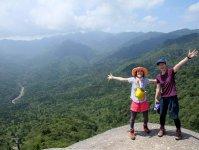 太鼓岩から広がる大パノラマを堪能しよう!