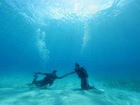 神秘的な水の世界を体験しよう!