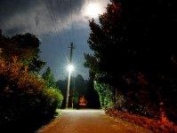 静かな時間が流れる、夜の干立集落を散策しよう