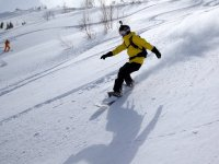 スノーボードも参加可能