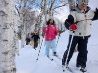 スキー経験が無くても楽しめる!