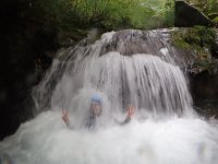 全身で水遊びを楽しめる!