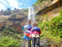 落差55m!迫力満点のピナイサーラの滝!