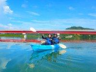 見渡す限りの大自然!西表島でカヤックを楽しもう!