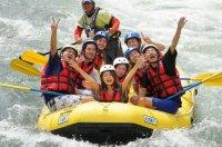 10人乗りのボートもあり!グループで楽しめる