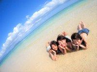 ダイビングと幻の島と竹富島、全部楽しめる!「幻の島プレミアムコース」
