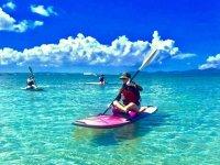 透明度の高さも、沖縄の海の魅力!