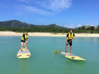 沖縄の穏やかな海を満喫しよう!