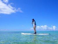 沖縄の美しいフィールドを満喫