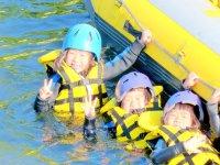 たっぷり川遊びと自然観察を楽しめる!子どもにぴったりのプランです!