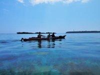 透明度抜群の宮古ブルーを水上から楽しもう!