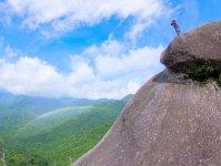 太鼓岩からはスケール満点の景色が広がります!