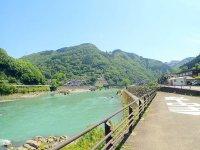 日本三大激流の球磨川でツアーを開催