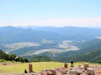 スケール満点!鵜山の七曲の絶景を空から満喫しよう!