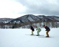 乗鞍高原・上高地 歩くスキー