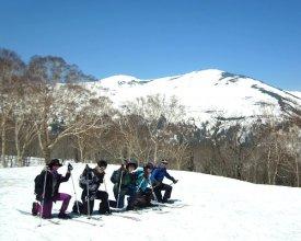 みなかみ 歩くスキー
