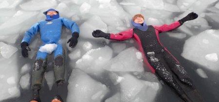 流氷・アイスウォーク