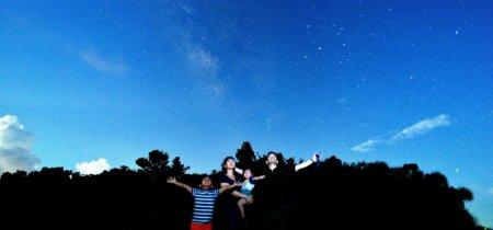 星空ツアー