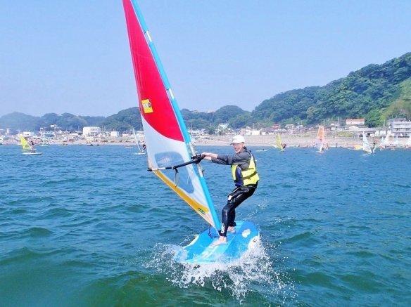 鎌倉 ウインドサーフィン