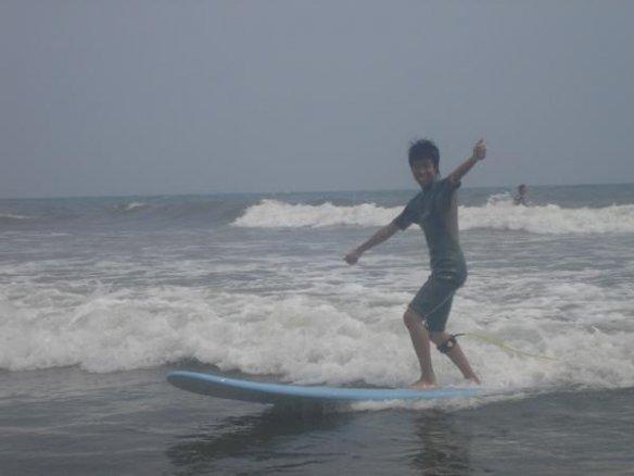 九十九里 サーフィン
