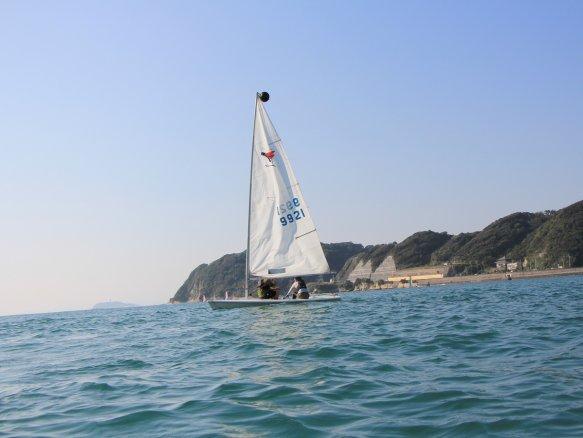 湘南逗子 ヨット
