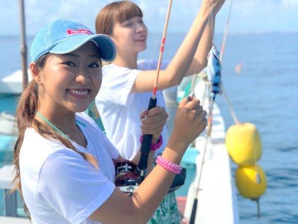 沖縄本島(嘉手納)ボートフィッシング