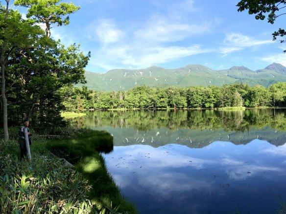 北海道 トレッキング