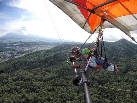《4名申込用》2人乗り体験飛行コース