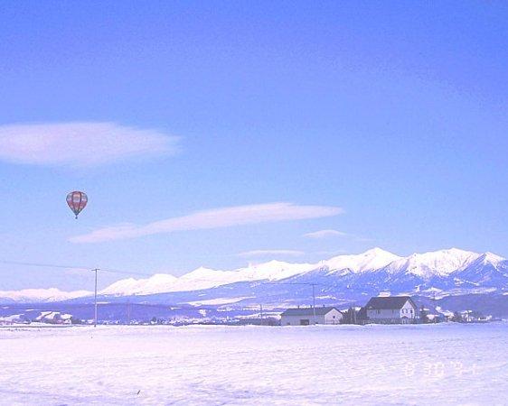 富良野 熱気球フリーフライト