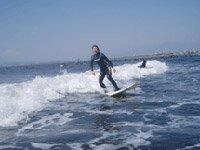 湘南・江の島 サーフィン
