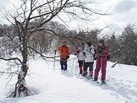 芦生・比良山系 スノーシュー