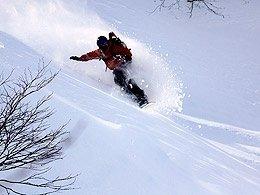 大日ヶ岳 スキー・スノーボード