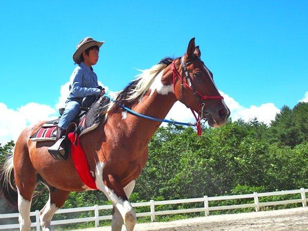 八ヶ岳 ホーストレッキング(乗馬)