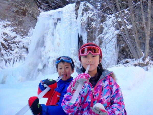 小さいお子様・ご家族におすすめの、雪遊び満載コースもあり!