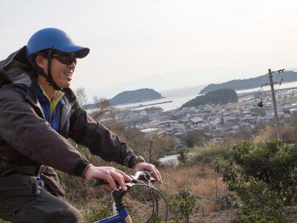 仁尾 マウンテンバイク