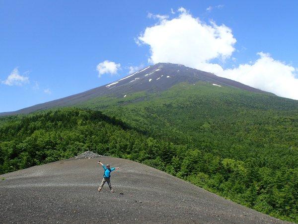 富士山 トレッキング